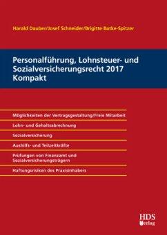 Personalführung, Lohnsteuer- und Sozialversiche...