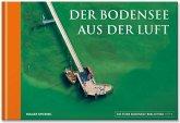 Der Bodensee aus der Luft