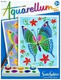 Aquarell-Malerei - Aquarellum Mini Schmetterlinge