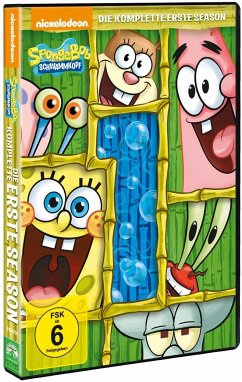 SpongeBob Schwammkopf - Die komplette erste Sea...