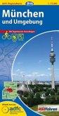 ADFC Regionalkarte München und Umgebung