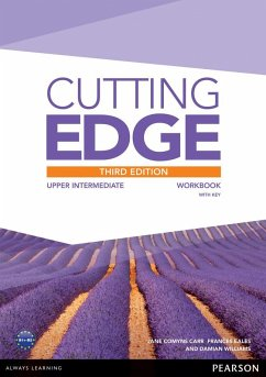 Cutting Edge 3rd Edition Upper Intermediate Workbook with Key - Comyns-Carr, Jane; Eales, Frances; Williams, Damian