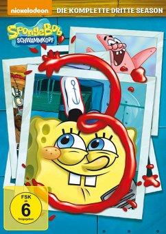 SpongeBob Schwammkopf - Vol. 3 DVD-Box - Keine Informationen