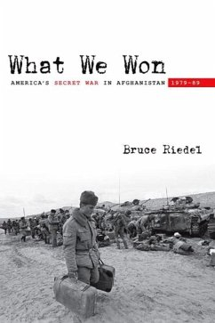 What We Won - Riedel, Bruce