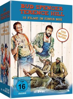 Bud Spencer & Terence Hill Box DVD-Box - Spencer,Bud & Hill,Terence