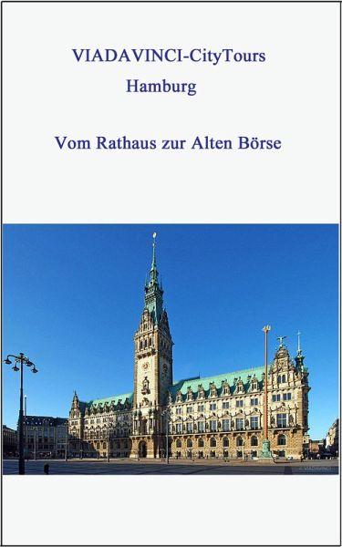 Hamburg - Vom Rathaus zur Alten Börse (eBook, ePUB) - Boysen, Nicole