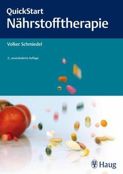 QuickStart Nährstofftherapie (eBook, PDF) - Schmiedel, Volker