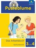 Pusteblume 3 und 4. Das Arbeitsbuch Sachunterricht. Allgemeine Ausgabe