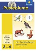 Die Lernsoftware Sachunterricht 3 und 4, CD-ROM / Pusteblume. Das Arbeitsbuch Sachunterricht, Allgemeine Ausgabe 2013