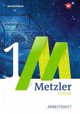 Metzler Physik. Einführungsphase: Arbeitsheft 1 - Mechanik. Nordrhein-Westfalen