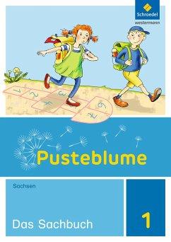 Pusteblume 1. Arbeitsheft + FIT MIT. Das Sachbuch. Sachsen Bd.1