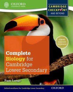 Complete Biology for Cambridge Secondary 1 Student Book - Large, Pam