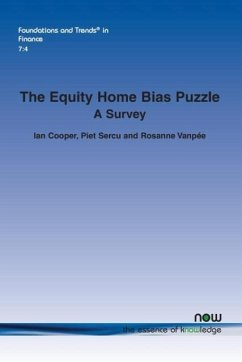 The Equity Home Bias Puzzle