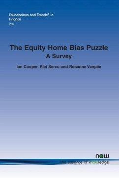 The Equity Home Bias Puzzle - Cooper, Ian; Sercu, Piet; Vanpee, Rosanne