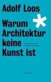Warum Architektur keine Kunst ist (eBook, ePUB)