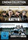 Das Massaker von Katyn / Schlacht um Finnland - 2 Disc DVD