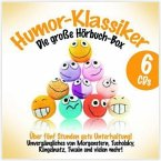 Humor - Klassiker, 6 Audio-CDs