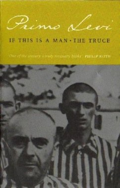 If This Is A Man/The Truce (eBook, ePUB) - Levi, Primo