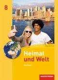 Heimat und Welt 8. Schülerband. Sachsen