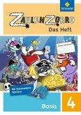 Zahlenzorro - Das Heft. Basisheft 4