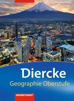 Diercke Geographie Oberstufe. Schülerband. Schl...