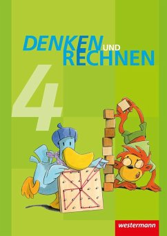 Denken und Rechnen 4. Schülerband. Grundschulen...