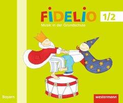 Fidelio Musikbücher 1 / 2. Schülerband. Bayern