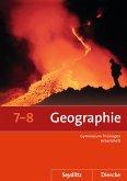 Seydlitz / Diercke Geographie 7 / 8. Arbeitsheft. Thüringen