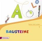 Texte und Lieder, Audio-CD / BAUSTEINE Fibel, Ausgabe 2014