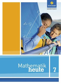 Mathe heute 7. Schülerband. Niedersachsen
