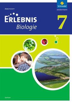 Erlebnis Biologie 7. Arbeitsheft. Sachsen