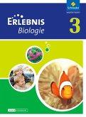 Erlebnis Biologie 3. Schülerband. Differenzierende Ausgabe. Niedersachsen
