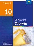 Blickpunkt Chemie 10. Schülerband. Sachsen