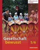 Gesellschaft bewusst 5 / 6. Schülerband. Niedersachsen
