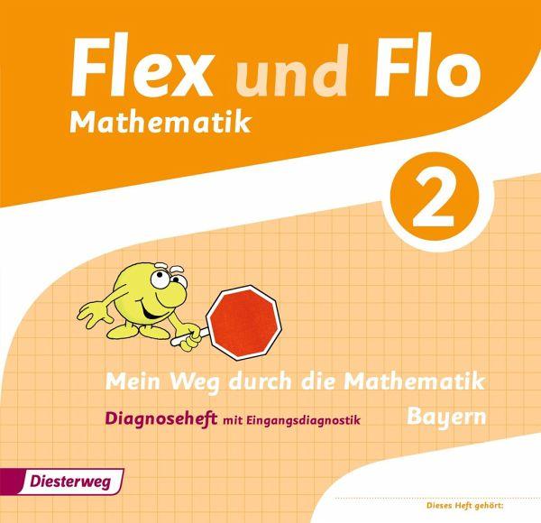 flex und flo 2 siagnoseheft bayern schulbuch buecherde