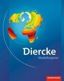 Diercke Weltatlas. Modellregister. Ausgabe 2008