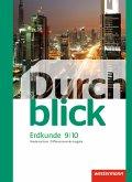 Durchblick Erdkunde 9 / 10. Schülerband. Differenzierende Ausgabe. Niedersachsen