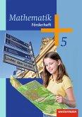 Mathematik 5. Klasse. Förderheft