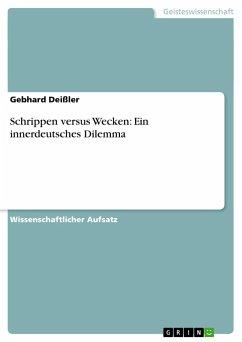 Schrippen versus Wecken: Ein innerdeutsches Dilemma