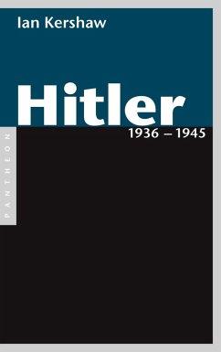 Hitler 1936 - 1945 (eBook, ePUB) - Kershaw, Ian