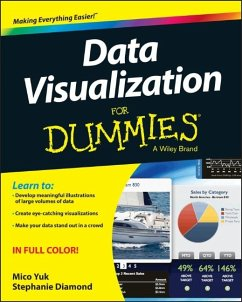 Data Visualization For Dummies (eBook, ePUB) - Yuk, Mico; Diamond, Stephanie