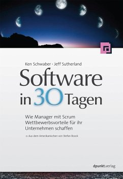 Software in 30 Tagen (eBook, PDF) - Schwaber, Ken; Sutherland, Jeff