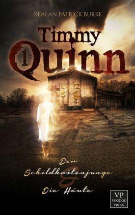 Buch-Reihe Timmy Quinn