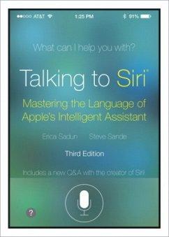 Talking to Siri - Sadun, Erica; Sande, Steve
