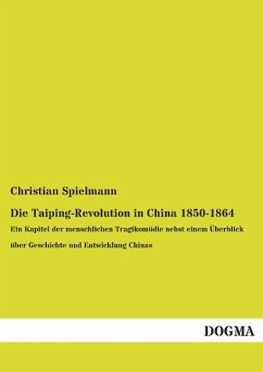 Die Taiping-Revolution in China 1850-1864