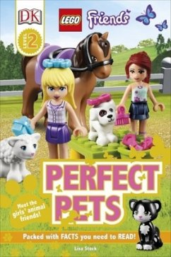 LEGO (R) Friends Perfect Pets - Stock, Lisa; DK