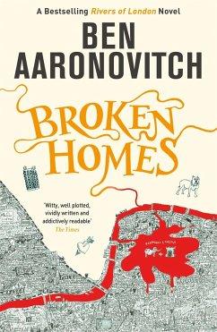 Broken Homes - Aaronovitch, Ben