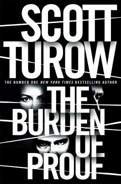 Burden of Proof - Turow, Scott