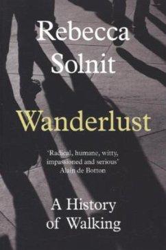 Wanderlust - Solnit, Rebecca