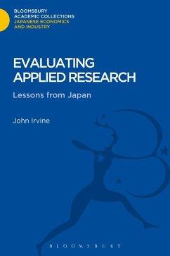 Evaluating Applied Research (eBook, PDF) - Irvine, John